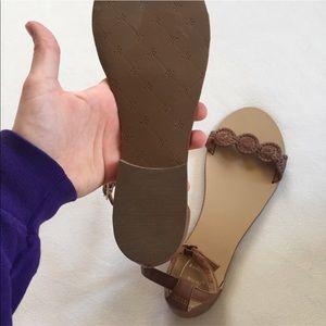 cebbfb4e46a67 Jack Rogers Shoes - Jack roger Daphne medallion sandal